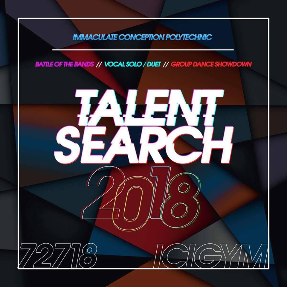 ICP Talent Search 2018